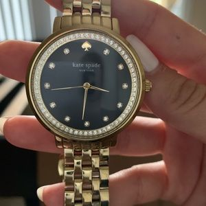 KATE SPADE Classic Gold Watch